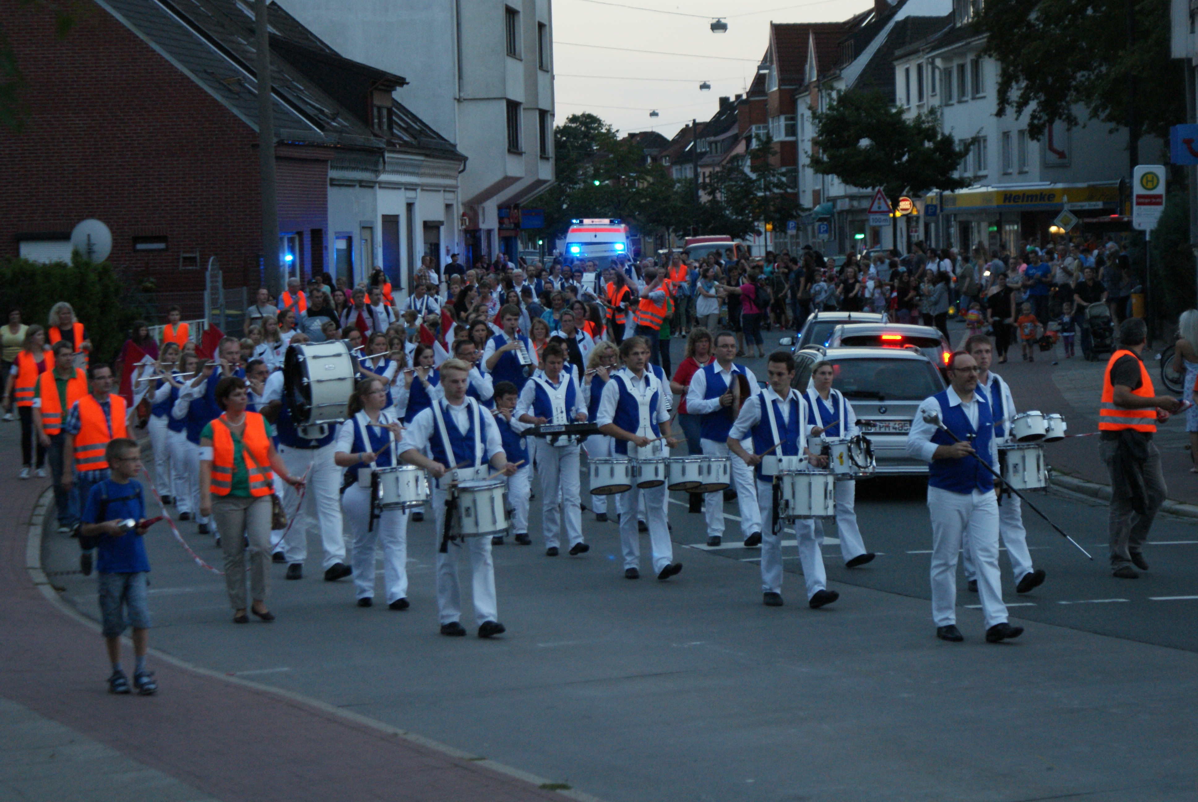 Laternenumzug TS Woltmershausen