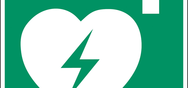 Symbol Defibrillator